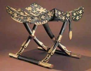 Tutankhamun Facsimile of a Folding Stool