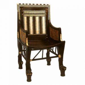 Childhood Chair of Tutankhamun